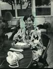 1985 Press Photo Penny Hase, a civic leader out of Mequon, Wisconsin - mja41298