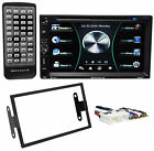 DVD/iPhone/Spotify/Bluetooth/USB Receiver Stereo For 2000-2003 Nissan Maxima