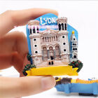 1PC Tourist Travel Souvenir 3D Resin Fridge Magnet Refrigerator Magnet Gift US