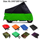 XL Motorcycle Cover Waterproof Outdoor Rain Dust UV Scooter Motorbike Protector