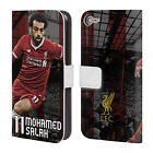 LIVERPOOL FC LFC 2017/18 FIRST TEAM 1 LEATHER BOOK CASE FOR APPLE iPOD TOUCH MP3