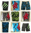 Fox Monster Mens Surf Beach Swim Summer Board Shorts Boardshorts size 30 to 38