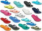 Crocs Crocband Flip Flops Unisex Lightweight Croslite Sporty Toe Post Sandals