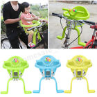 Baby Kids Chair For Bike Child Bicycle Security Seat Both Front And Back Install