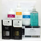 Old Pack-CND Kit-Cuticle Away/Cool Blue/Scrubfresh/Offly Fast/Any Base Top 0.5oz