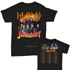 Def Leppard and Journey tour dates 2018 T-Shirt concert Men tee shirt image