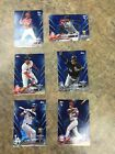 2018 Topps Opening Day Blue Foil Parallel - Complete Your Set - Pick Your Cards