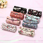 Внешний вид - Lipstick Case Retro Embroidered Holder Flower Design With Mirror Packaging Box*