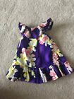Americna Girl Doll Floral Dress Doll Clothing