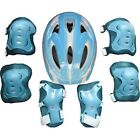 7Pcs/Set Boys Girls Kids Skate Cycling Bike Safety Helmet Knee Elbow Protect Pad