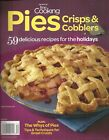 THE BEST OF FINE COOKING MAGAZINE PIES CRISPS & COBBLERS SOFTCOVER COOKBOOK PIES