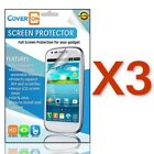 New HD Clear Anti Glare LCD Screen Protector Cover for HTC First