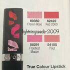 Avon~TRUE COLOUR Lipstick~SEALED Frozen Rose Pout Frostiest Mauve LIMITED EDITIO