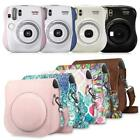 Внешний вид - For Fujifilm Instax Mini 25 26 Instant Camera Bag Cover Case w/ Removable Strap