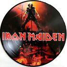 LP - Iron Maiden - The Hungry Beast (Live) Picture Disc 190 Gr. Ltd. Edit. Mint