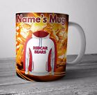 Speedway Personalised Mug / Cup - Redcar Bears Themed Gift - Any NAME