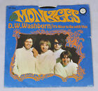 Monkees D.W. Washburn / It's Nice to Be With You Colgems Picture Sleeve 45