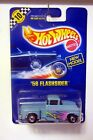 VERY RARE1992 Hot Wheels #136  '56 FLASHSIDER 1956 Chevy Truck w/ HO WHEELS