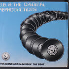 G.B. & THE ORIGINAL REPRODUCTIONS: I'm Alone Again / Missin' The Beat 45 (Canad