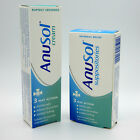 Anusol Cream & Suppositories Haemorrhoids Piles Treatment 3 Way Action