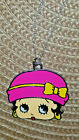Betty Boop Big Hot pink Hat Charm Necklace Eye Popping $7.95 USD on eBay
