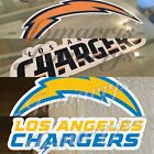 Los Angeles Chargers Sticker Decal Vinyl Sign NFL Football #LAChargers *3 Sizes* $8.0 CAD on eBay