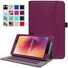Внешний вид - For Samsung Galaxy Tab A 8.0'' SM-387 2018 / SM-T380 2017 Folio Case Stand Cover