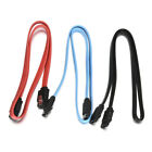 SATA 3.0 Cable SATA3 III 6GB/s Date Cable 50cm 1pcs for HDD Hard Drive