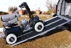 7ft Electric Scooter Car Loading Ramp Splits in Two & Folds  *VAT Free Price*