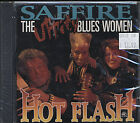 Hot Flash by Saffire and the Uppity Blues Wpmen (CD)