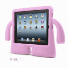 For iPad 9.7 Mini 123 Air 2 Pro Shockproof EVA Foam Handle Safe Stand Case Cover