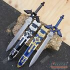 "Внешний вид - 11.5"" LEGEND OF ZELDA Dark Link MASTER SWORD Short Hylian Cosplay Replica"