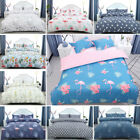 Floral Bedding Set Duvet Cover Set Comforter Cover Single Full Queen King 4 Size image