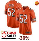 Khalil Mack #52 New Chicago Bears Game Limited Jersey ALL SIZE 2018🔥 on eBay