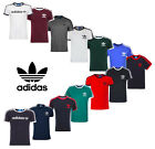 Adidas Originals Mens California Retro Essentials Trefoil Short Sleeve T-Shirt