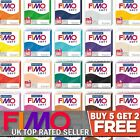 FIMO Soft Polymer Oven Modelling Clay - All 33 Colours - 57g - Buy 5 Get 2 Free image