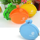 Silicone Pet Dog Training Walking Food Treat Snacks Bag Storage Pockets Pouch S