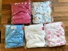 Reusable Washable Pocket Nappy Adjustable - Birth to Toddler  New!