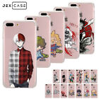 Protective Phone Case Cover My Hero Academia Anime For iPhone 5/6/7/8/X/Xs/XsMax