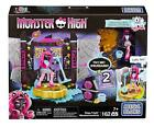 NEW OFFICIAL MONSTER HIGH DOLLS CLEO FRANKIE DRACULAURA CLAWDEEN ACCESSORIES <br/> TORALEI SCARRIER REEF MONSTER HIGH BUS MEGA BLOKS