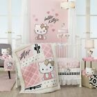Lambs  Ivy Hello Kitty Baby Nursery Crib Bedding Set CHOOSE 3 4 5 6 7 PC Set