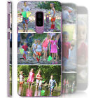 PERSONALISED PHONE CASE CUSTOM PHOTO HARD COVER FOR SAMSUNG APPLE GOOGLE SONY...
