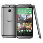 Unlocked HTC One M8 5MP 2600mAh LTE 4G 32GB ROM 2GB RAM 5.0 Touchscreen 3 Colors