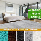"Non-Slip Shaggy Area Fluffy Rug Soft Bathroom Carpet Bath Mat 30"" x 60"" 5"