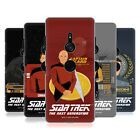 OFFICIAL STAR TREK ICONIC CHARACTERS TNG BACK CASE FOR SONY PHONES 1 on eBay