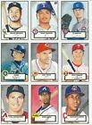 2018 Topps Gallery - HERITAGE INSERTS - U Pick From List