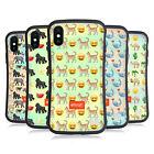 OFFICIAL emoji® ANIMALS HYBRID CASE FOR APPLE iPHONES PHONES