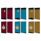 OFFICIAL STAR TREK UNIFORMS AND BADGES TNG LEATHER BOOK CASE FOR AMAZON FIRE on eBay