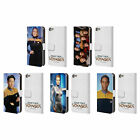 OFFICIAL STAR TREK ICONIC CHARACTERS VOY LEATHER BOOK CASE FOR APPLE iPOD TOUCH on eBay