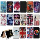Leather Smart Stand Wallet Case Cover For Various Lenovo SmartPhones